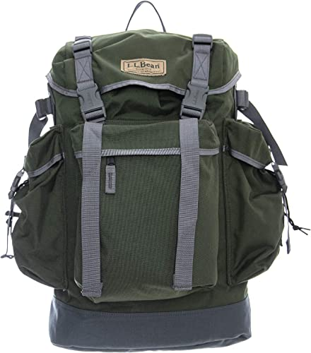 L.L.BEAN – Continental Rucksack – Loden Green – Backpack One Size