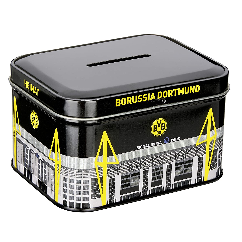 Borussia Dortmund Metall Spardose