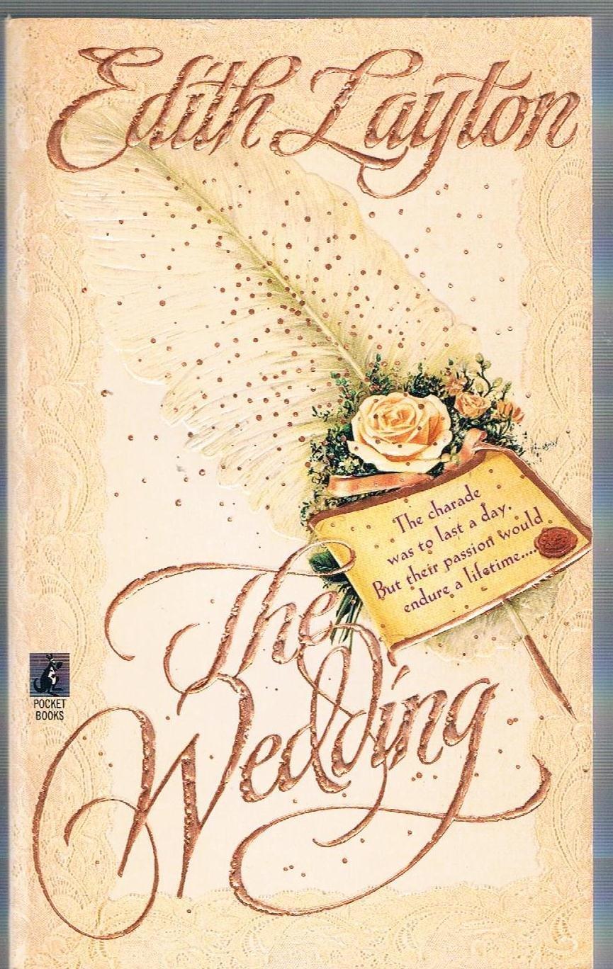 WEDDING Edith Layton
