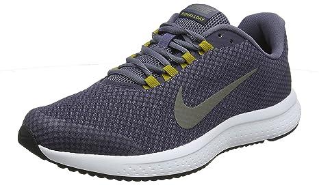 Nike RUNALLDAY, Zapatillas de Running para Hombre, (Light Carbon/Mtlc Pewter/