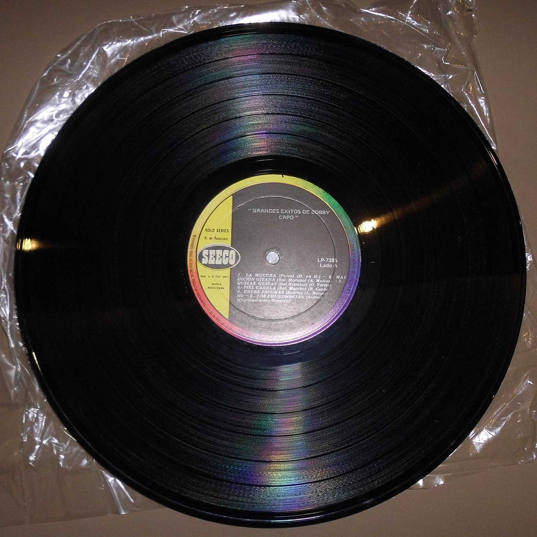 A. Muñoz, O. Farres, Bobby Capo, L. Marquetti, Currito, Gardey, Naranjo, A. Cohen, Paco Reyes, M. Lopez Quiroga - Grandes Exitos De Bobby Capo (Seeco) Vinyl ...