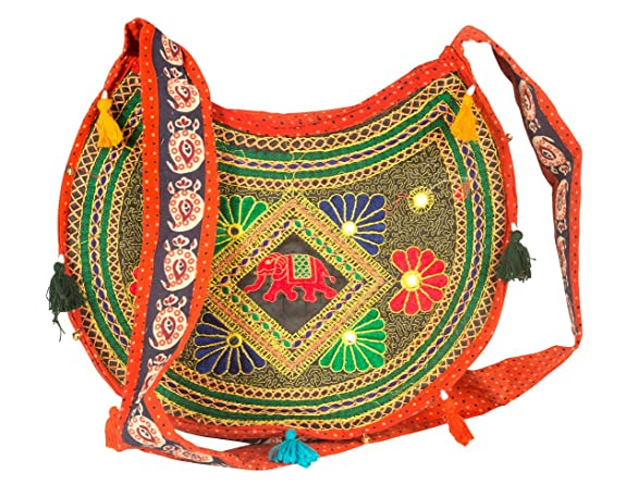 Amazon.com: tribeazure Sling hombro Crossbody Messenger ...