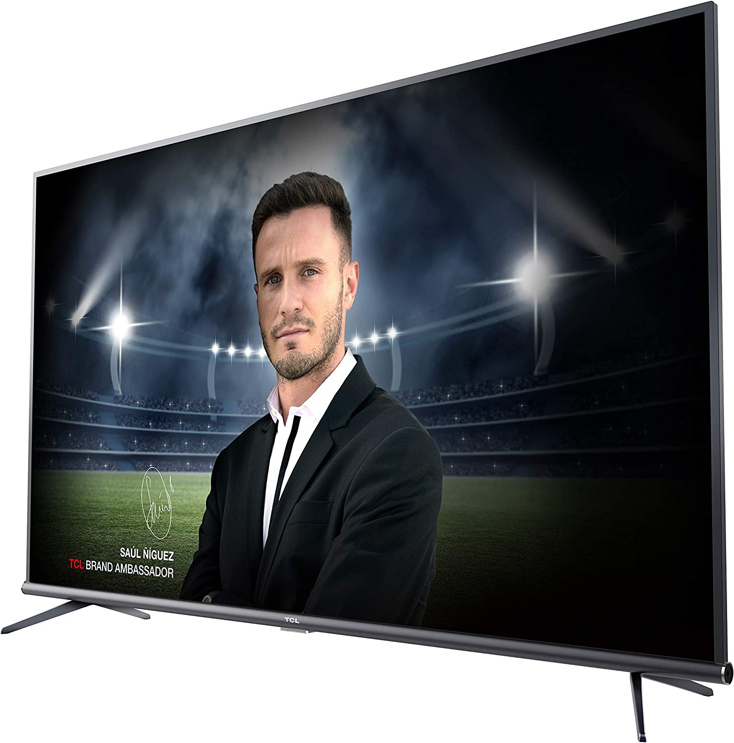 TCL 55DP660 Televisor 55 Pulgadas, Smart TV con Resolución 4K UHD, HDR10, Micro Dimming Pro, Android TV, Alexa, Google Assistant: Amazon.es: Electrónica