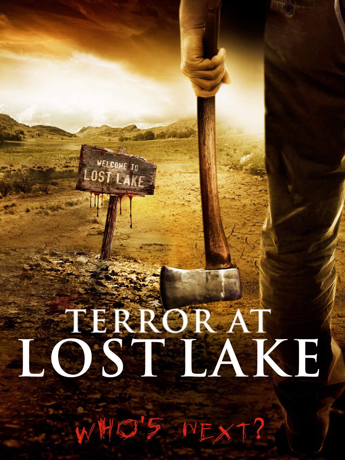 Terror At Lost Lake on Amazon Prime Video UK