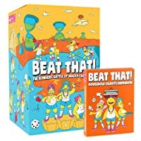 Beat That! Game and Household Objects Expansion Bundle [Family Party Game for Kids & Adults]