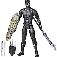 Avengers Figura Titan Con Accesorios Black Panther (Hasbro E73885L0)