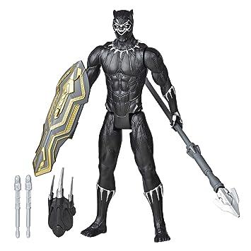 Avengers Figura Titan Con Accesorios Black Panther (Hasbro ...