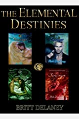 The Elemental Destinies Complete Set w/Bonus Novella Kindle Edition