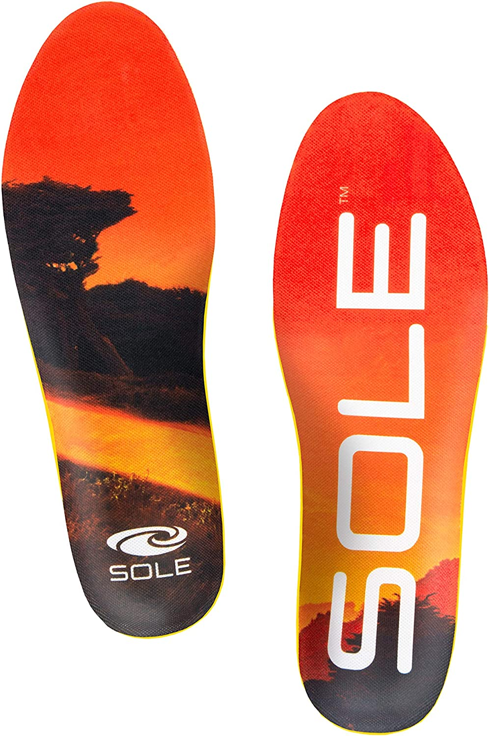 SOLE Performance Medium Cork Shoe Insoles