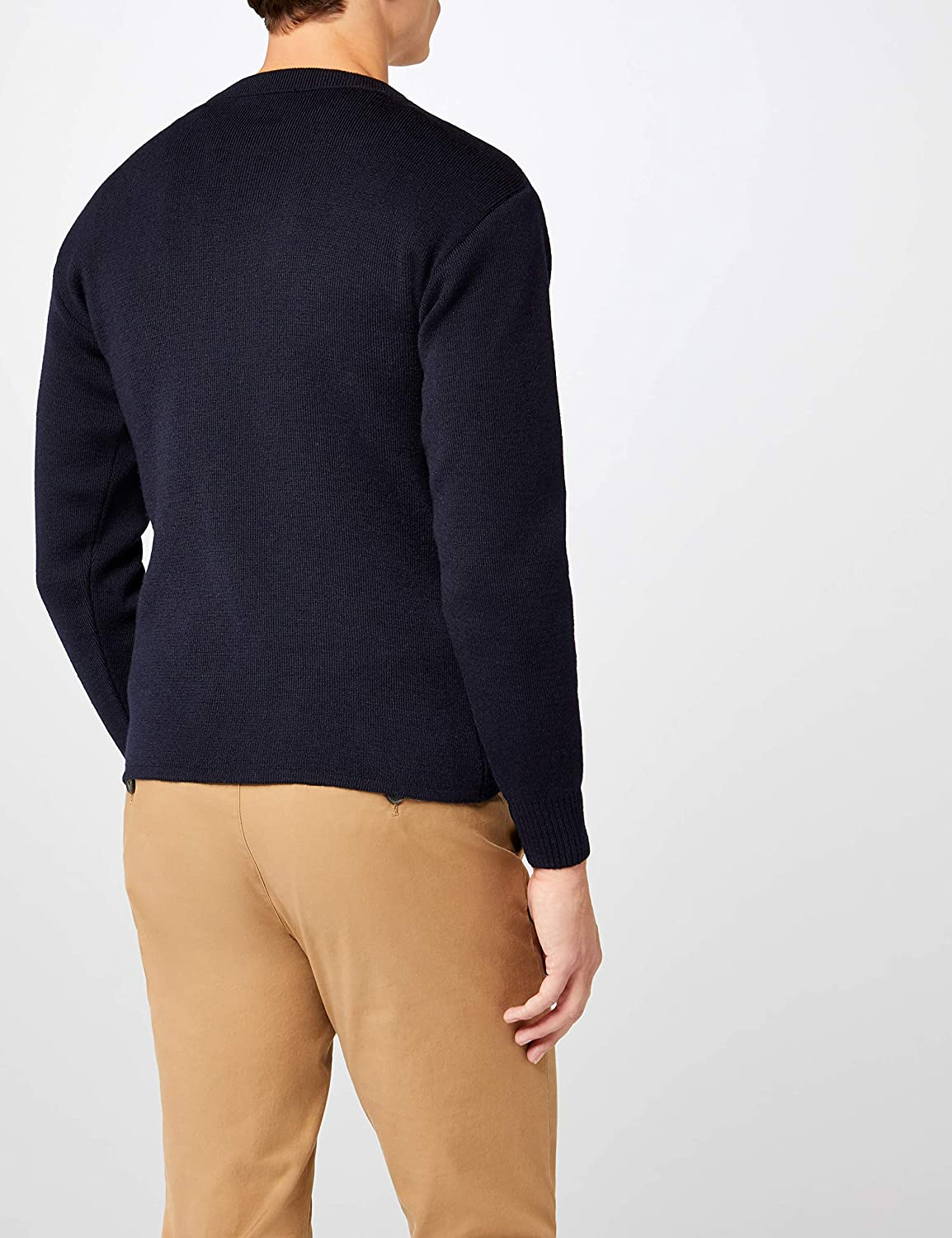 Armor Lux Pull Marin Uni Fouesnant Homme