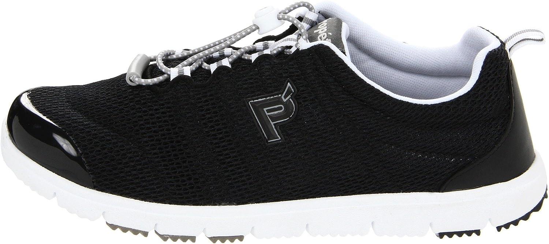 Propet Women's Travelwalker II Shoe B005M97DAY 10 W (D) US|Black