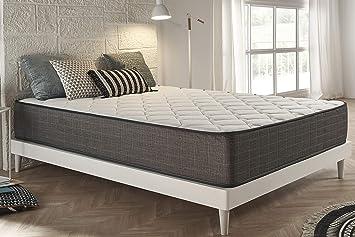 Moonia - Colchón 80 x 180 cm - Colchones de Alta Durabilidad - Colchón Antiacaros - Modelo Grand Royal Lux: Amazon.es: Hogar