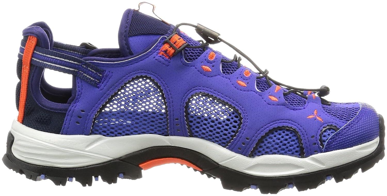 Salomon Damen Techamphibian 3 W Wandern Sandalen, Violett (Spectrum Blue/Baja  Blue/Flame), 41 1/3 EU: Amazon.de: Schuhe & Handtaschen