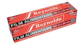 Reynolds 113108, Film Alimentaire, 300 m x 30 cm