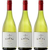La Causa Moscatel, Vino Blanco, 3 botellas de 75 cl - Total: 225 cl