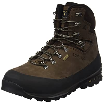 Boreal Climbing Boots Mens Lightweight Kovach Marron 12.5 Brown 47065: Sports & Outdoors