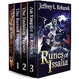 Runes of Issalia Bonus Box Set: A Complete Progression Fantasy Series (Issalia Omnibus Book 1)