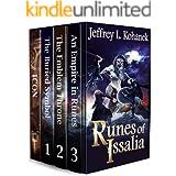 Runes of Issalia Bonus Box Set: The Complete Epic Fantasy Series (Issalia Omnibus Book 1)
