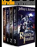 Runes of Issalia Bonus Box Set: Complete Epic Series Special Edition (Issalia Omnibus Book 1)