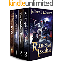 Runes of Issalia Bonus Box Set: The Complete Epic Fantasy Series (Issalia Omnibus Book 1)