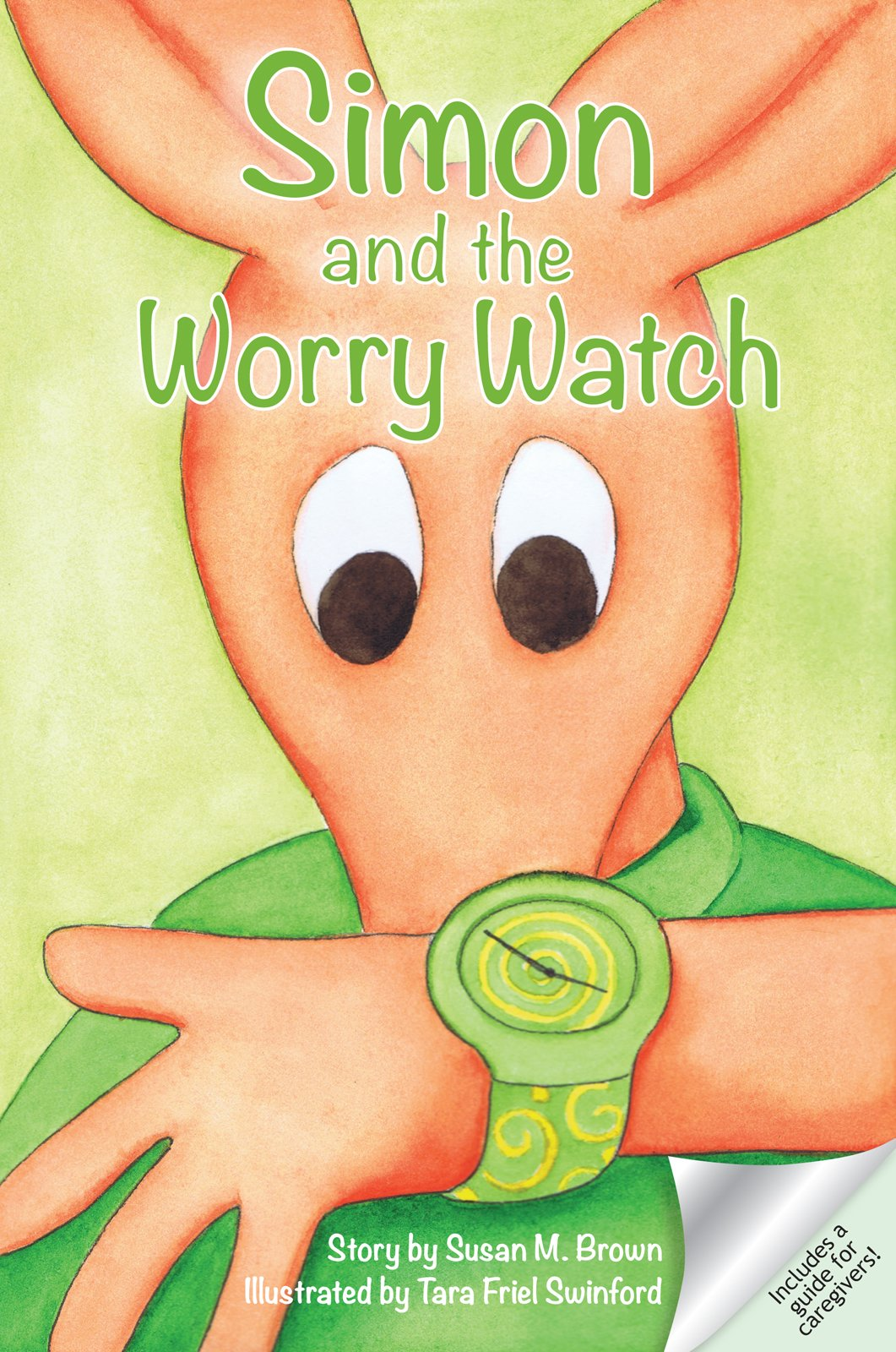 Simon and the Worry Watch pdf
