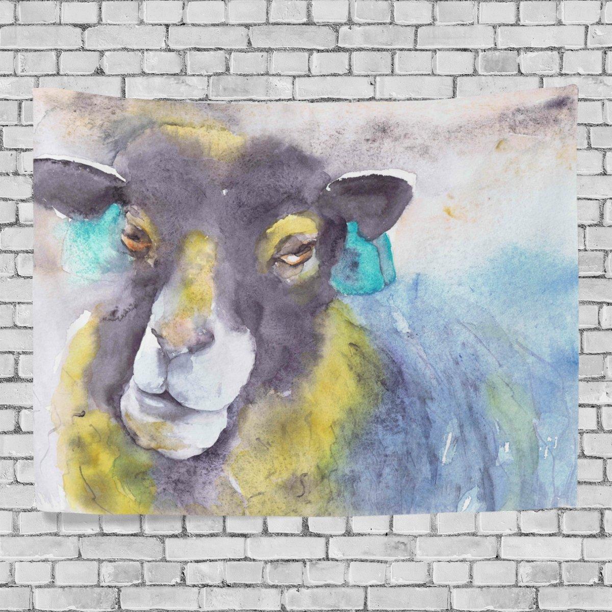 Modern Art Sheep
