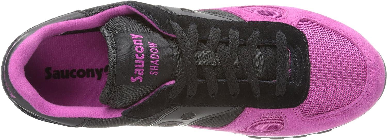 Saucony Originals Men's Shadow Original Sneaker Black/Pink