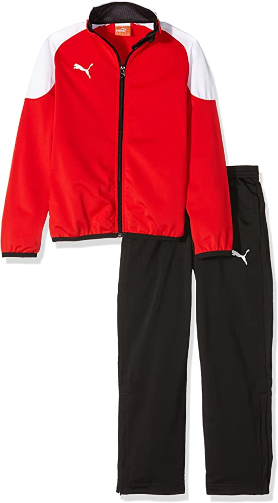 PUMA BTS Poly Tracksuit With Open - Chándal para niño, color Rojo ...