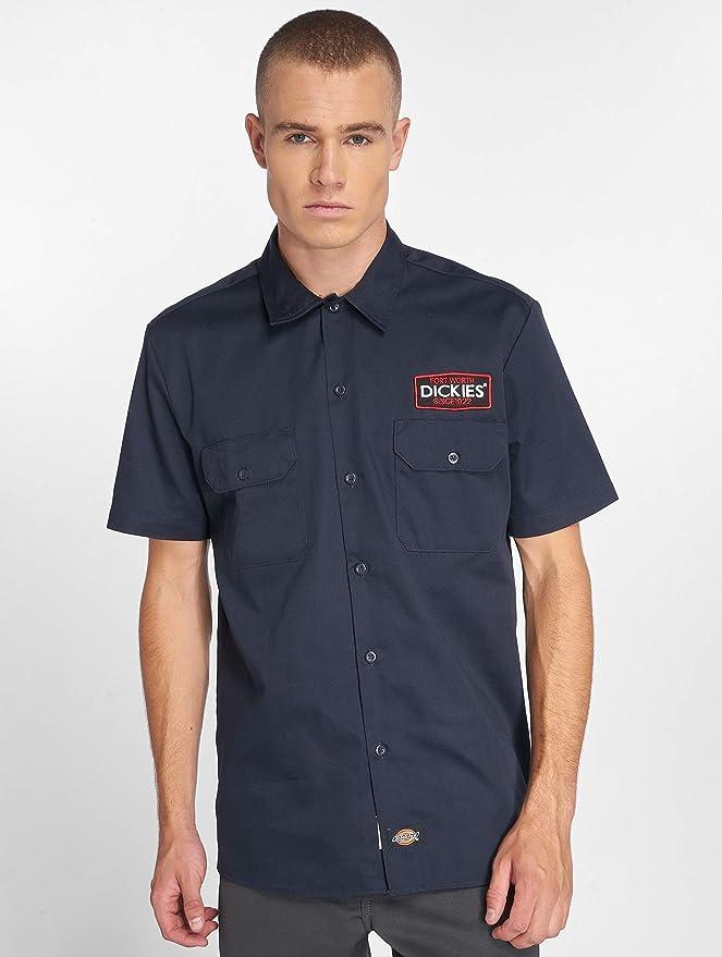 Dickies Riner Camisa Casual para Hombre