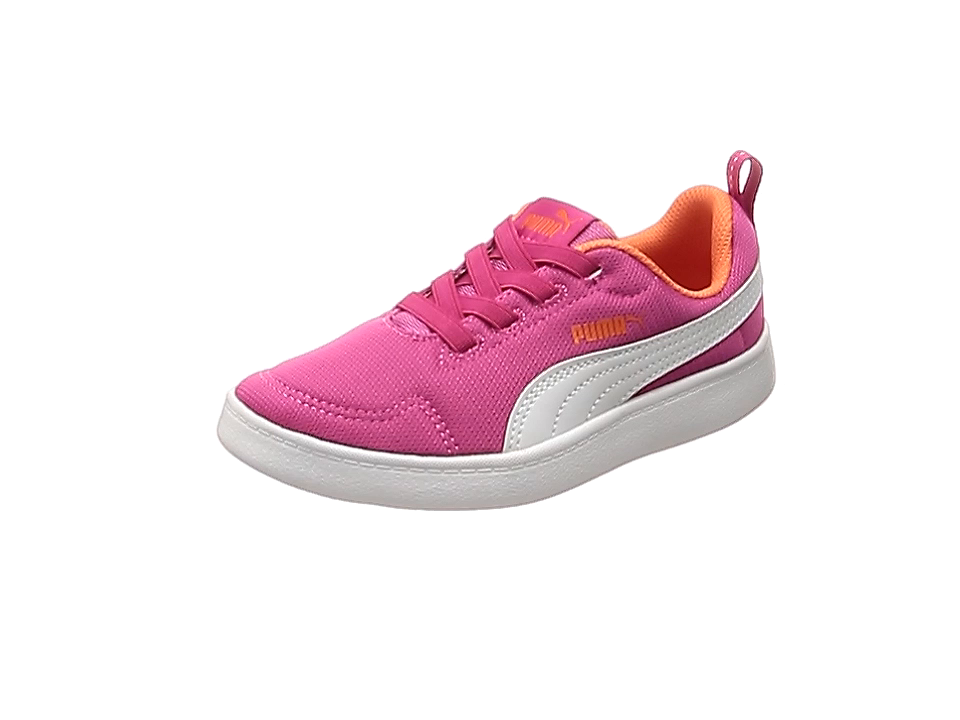 Zapatillas para NIÑOS PUMA COURTFLEX Mesh PS 364277.17: Amazon.es ...