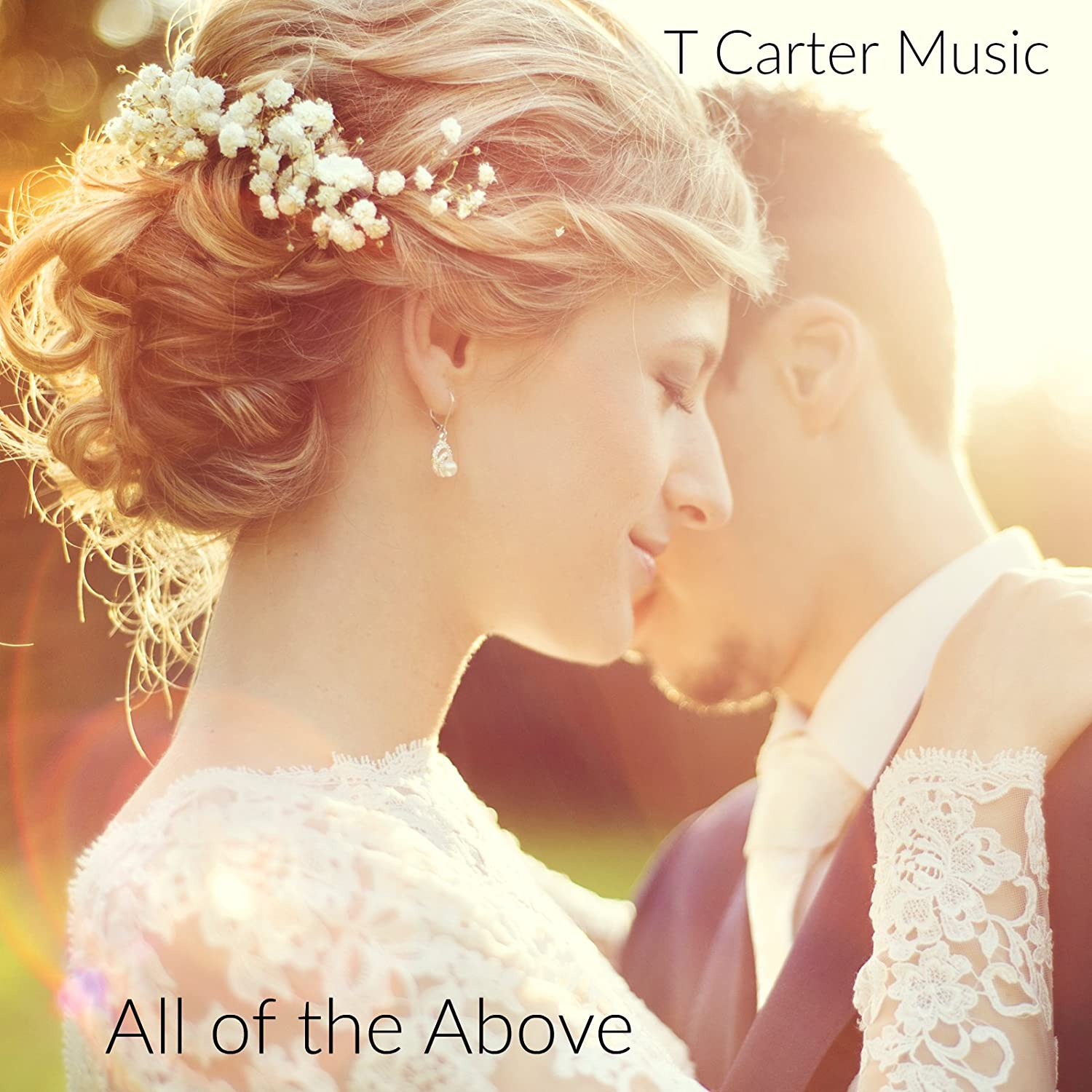 All Of The Above T Carter Music Anthony W Carter Anthony W Carter Clothing
