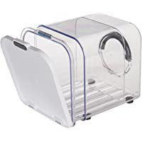 Progressive 55418 Expandable Bread ProKeeper, Clear