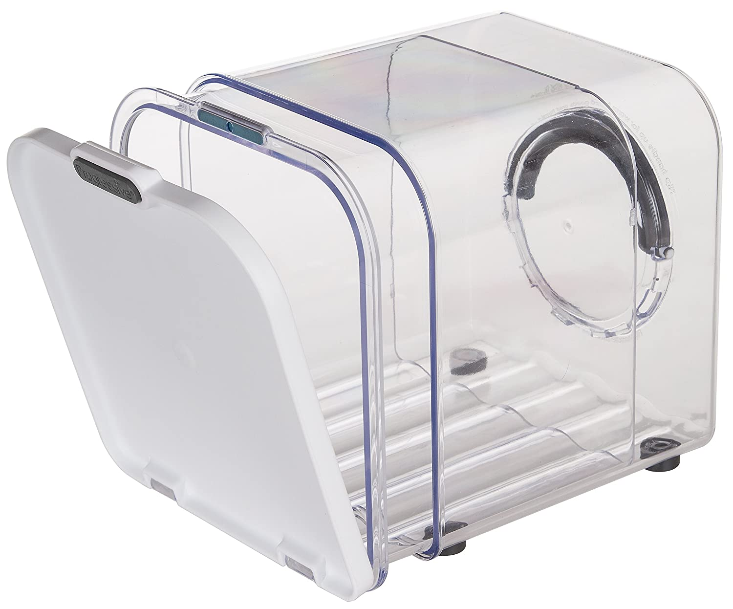 Prepworks by Progressive Bread ProKeeper, PKS-800 Adjustable Air Vented Bread Storage Container, Expandable Bread Holder