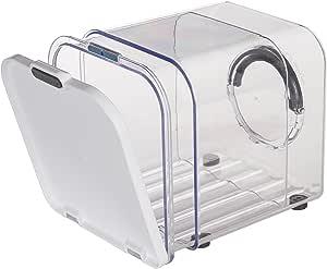 Progressive 55418 Expandable Bread ProKeeper, Clear