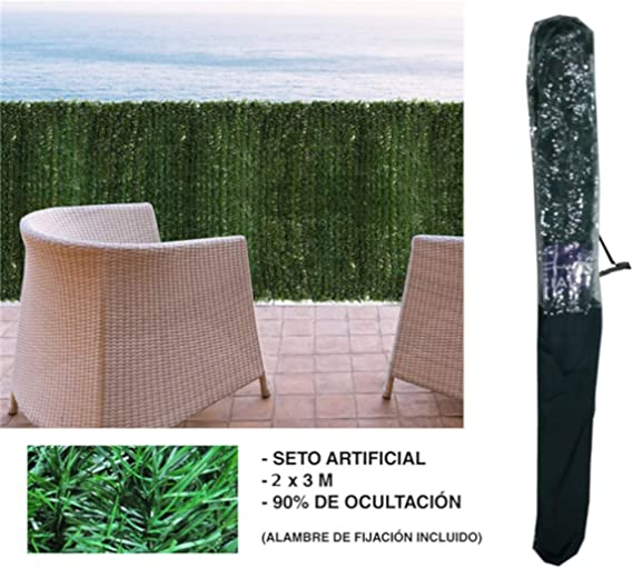 Comercial Candela SETO Artificial 2X3 Metros: Amazon.es: Jardín