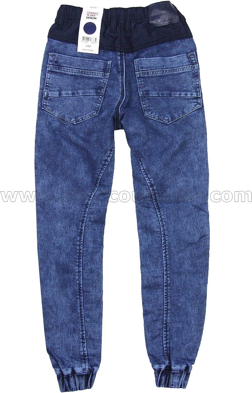 Tumble n Dry Junior Boys Denim Pants Rikus Sizes 10-16