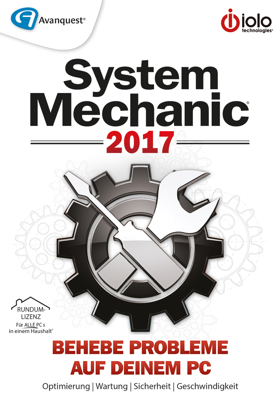 System Mechanic 2017 - BEHEBE PROBLEME AUF DEINEM PC! [Download]