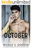 Mr. October: A Rock Star Romance (Calendar Boys Book 10)