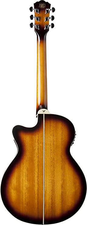 Amazon.com: Washburn Festival Series EA15ATB Acoustic Guitar: Musical Instruments