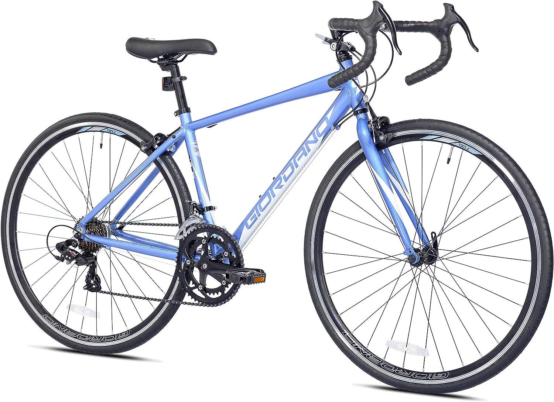 GIORDANO Aversa Bicicleta de Carretera de Aluminio, 700 C (Redonda ...