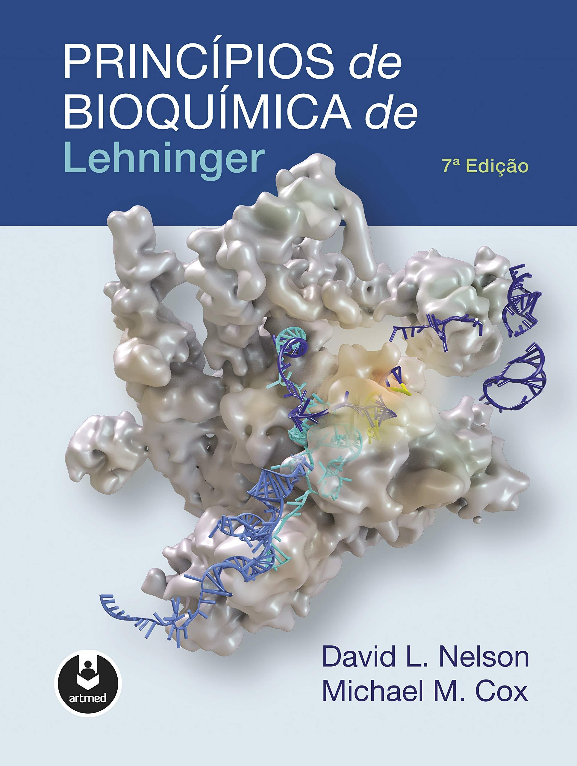 Princípios De Bioquímica De Lehninger David L Nelson 9788582715338 Books