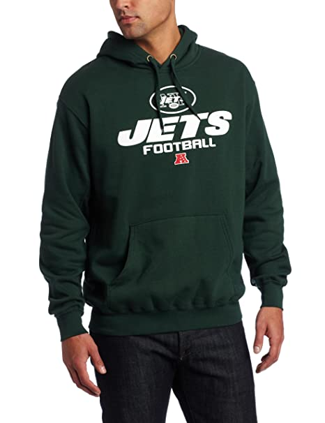 Discount Buy NFL Men's New York Jets Critical Victory V Long Sleeve Hooded  for sale
