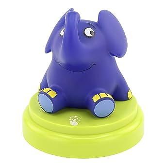 Nachtlicht Für Kinderzimmer | Ansmann Led Nachtlicht Elefant Susse Einschlafhilfe Mit Sensor