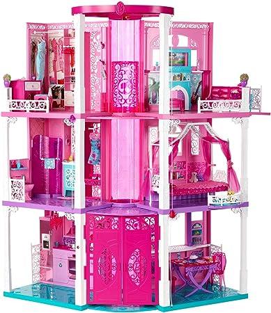 Mattel X7949 Barbie Casa Dei Sogni Amazon It Giochi E Giocattoli