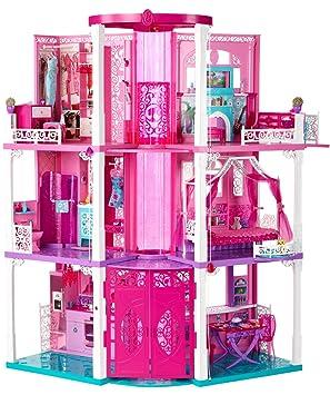 Barbie Dream House Amazon Co Uk Toys Games