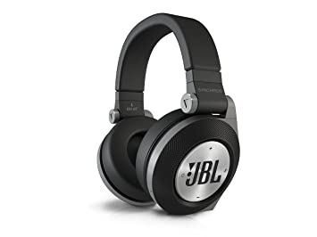 8c3fa04ab96 JBL E50 BT Wireless Rechargeable Soft Cushioned Over-Ear Bluetooth Stereo  Headphones with PureBass Performance