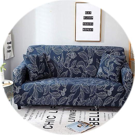 Chery-Story Funda de sofá elástica para sillones o sofás ...