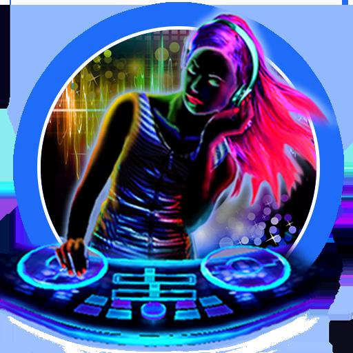 Neon Rock DJ Music Theme : Amazon.es: Apps y Juegos