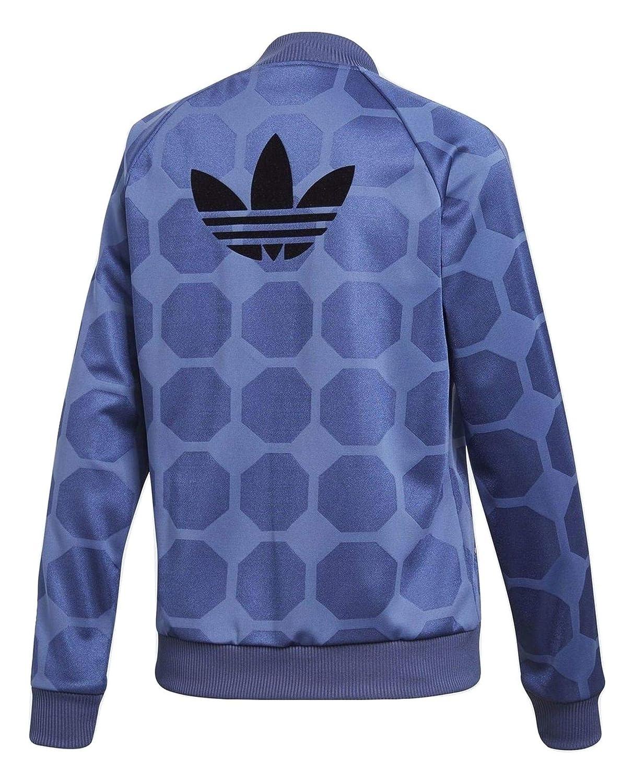 adidas Originals Co Energize Ts Herren Trainingsanzug Blau