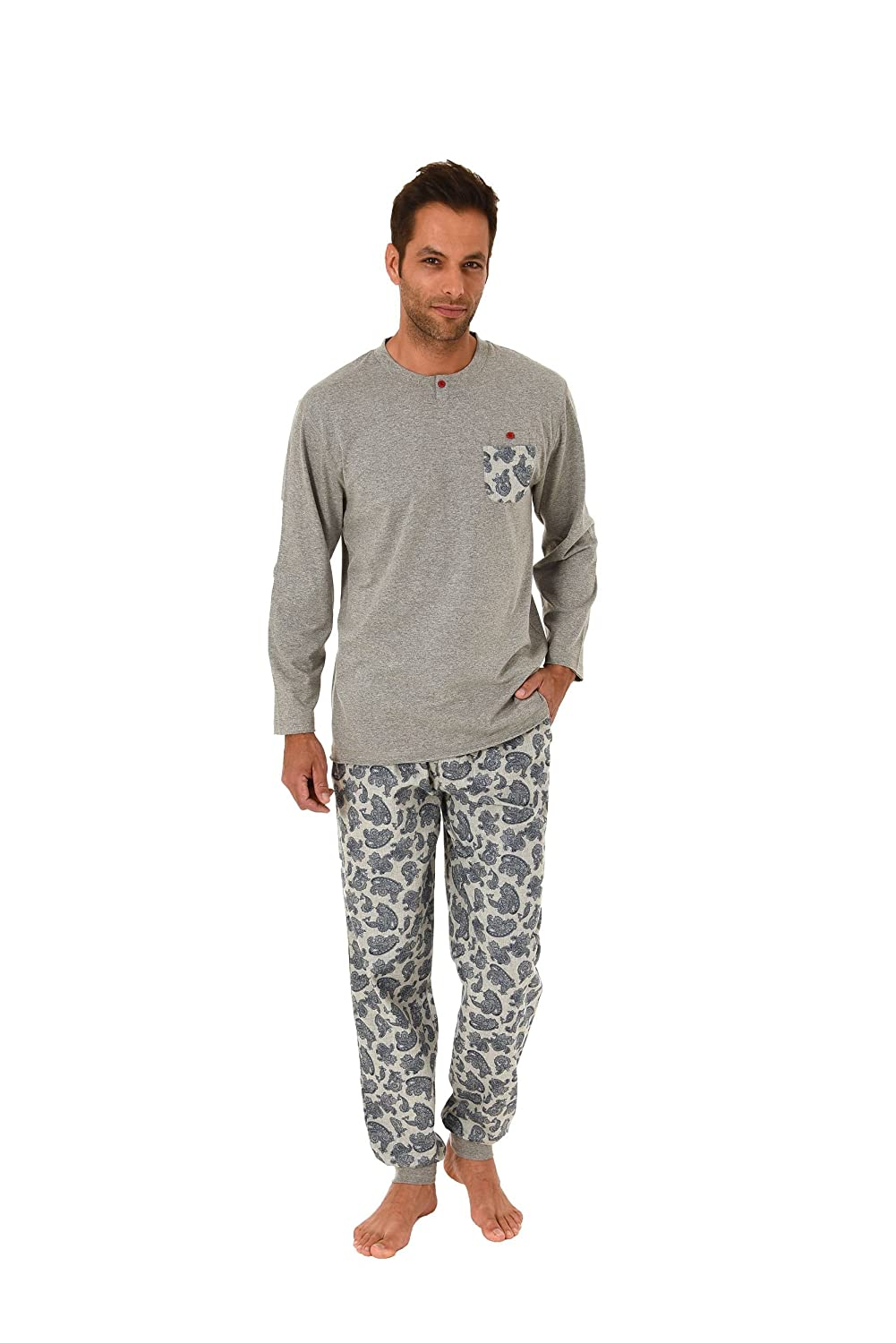 50-70% Rabatt Modestil klassisch Normann Copenhagen Men's Pyjama Set - Grey - Medium: Amazon ...